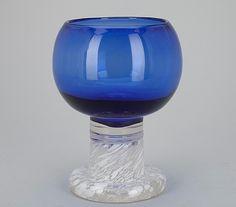 Glass Design, Design Art, Wine Glass, Glass Art, Yves Klein Blue, Candels, Bukowski, Finland, Modern Contemporary