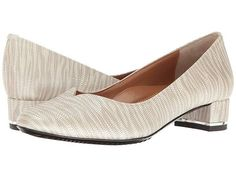 0bf3b6c2e57 J. Renee Bambalina. Glitter FabricMemory FoamBlock HeelsWomen s ShoesSlip  ...