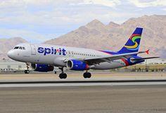 Spirit Airlines N602NK Airbus A320-232