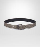 Shop Bottega Veneta® Men's BELT IN STEEL INTRECCIATO VN. Discover more details about the item.