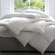 Hungarian Goose Down Duvets | The White Company