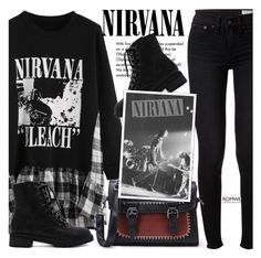 """NIRVANA"" by jenny007-281 ❤ liked on Polyvore featuring Tiffany & Co. and rag & bone"