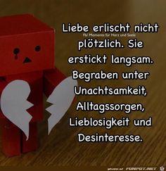 jpg – One of 15541 dates … - Trends Relationship Quotes Sad Quotes, Love Quotes, Deep Depression Quotes, Romantic Humor, German Quotes, Mind Tricks, Reiki Symbols, Mindfulness, Wisdom