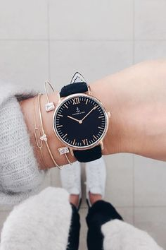 Campus All Black Vintage by Kapten & Son | picture by