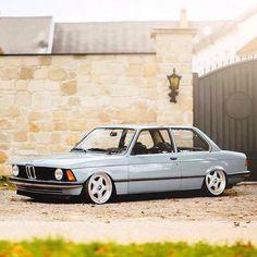 BMW E21 3-series - Classic Bimmers.nl