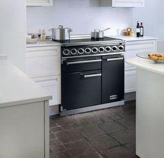 falcon elise se version bleu de chine piano cuisson rangecooker falcon. Black Bedroom Furniture Sets. Home Design Ideas