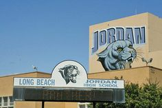 By Jordan High School will have a complete renovation of its facilities, educational opportunities and social impact, according to Long Beach Unified School District officials. Wonderful Places, Great Places, Los Angeles San Diego, Remember Day, San Diego Houses, My High School, School District, Long Beach, Back In The Day