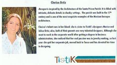 Clarisa Ortiz American Artists, Artisan, Delicate, Designers, Architecture, Inspiration, Craftsman, Biblical Inspiration, Architecture Illustrations