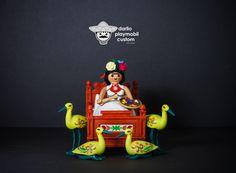 Frida Kahlo Playmobil custom