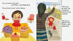 books4yourkids.com: Very Little Red Riding Hood by Heapy