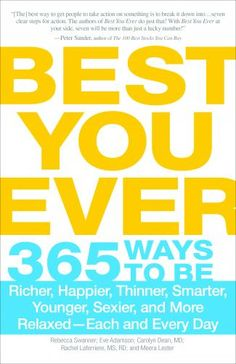 Best You Ever- daily tips and tricks on how to become the best you.