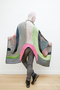 Ravelry: Marled Madness pattern by Stephen West