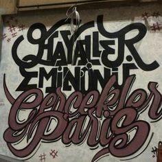#karaköy #grafiti #semt
