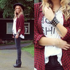 Do the unexpected (by Ida Susanne A. Olsen) http://lookbook.nu/look/3915010-Do-the-unexpected