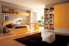 Perfect Teen Room Designs by Ralf