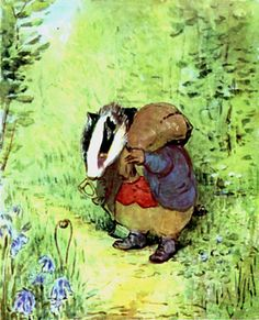 Beatrix Potter. The Tale of Mr Tod
