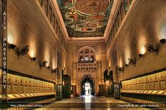 Lahore Museum.  Established in 1865, later moved in 1894 to The Mall, Lahore, Punjab, Pakistan. It has a collection of archaeology, art, heritage, modern history, religious, along with sizestatues of Buddha and old paintings.