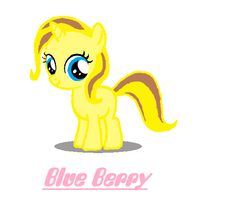 Blue Berry filly