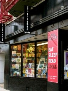 Unabridged Bookstore, Lakeview, Chicago
