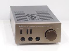 STAX SRM-T1S Vacuum Tube Head Phone Amp - 1993
