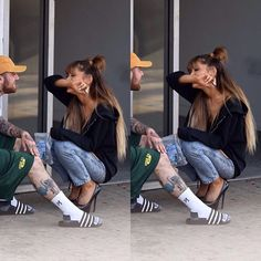-NEW PHOTOS- Ariana and Mac Miller out and about yesterday in Los Angeles, California. (August 25)