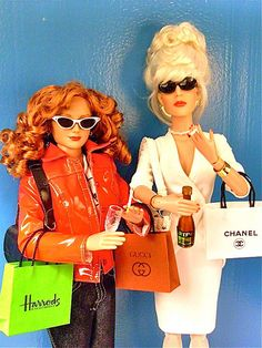 Absolutely Fabulous    I love this show, The patsy doll is perrrrfect.