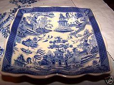 An Unusual Shaped Platter