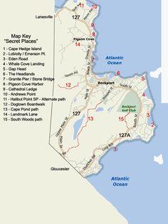 Secret Spots of Rockport, Massachusetts