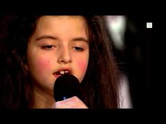 Amazing seven year old sings Billie Holiday/I'm A Fool To Want You (Angelina Jordan) - YouTube