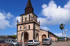 #Martinique Eglise  Saint-Jean-Baptiste basse pointe   © Gil Giuglio