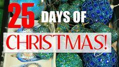 Christmas Room Decor DIY's + Gift Ideas | 25 Days of Christmas | Robeson...