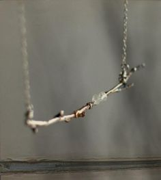 treebranch necklace