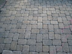 I Really Like This PAVER PATTERN ~ Thereu0027s A Subtle Repeat Pattern     Symmetrical From