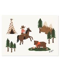 (37) Fab.com   Cowboy Print