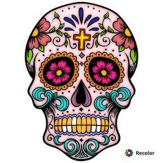 Colored Skulls Dead Island