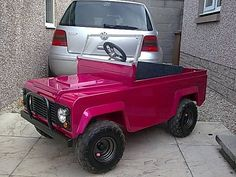 my toylander 2/defender Off Road, Pedal Cars, Garden Toys, Go Kart, Land Rover Defender, 4x4, Jeep, Land Rovers, Land Cruiser