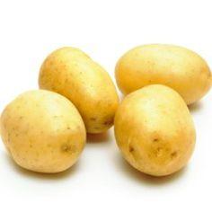 Four Potatoes