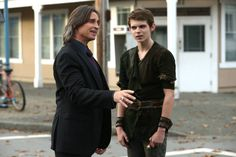 ABC Press Release for Episode 3x12, 'New York City Serenade'. That's a rumple and a pan sighting!!!!!!!!!