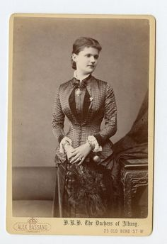 Princess Helena of Waldeck and Pyrmont. [1] (Helene Friederike Auguste; later Duchess of Albany; 17 February 1861 – 1 September 1922), who became a member of theBritish Royal Family by marriage, was the daughter ofGeorge Victor, Prince of Waldeck and Pyrmont (regions now inGermany ) and his wife,Princess Helena of Nassau (also in Germany). | eBay!
