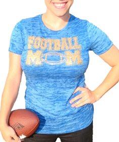 Football Mom Top
