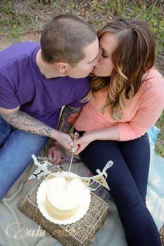 cake cutting; photo shoot ~ troy & megann 1 year anniversary » Abi Ruth