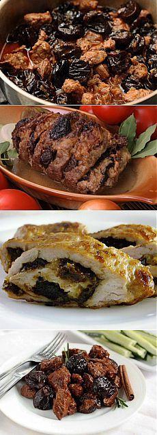 Чернослив и мясо: 5 отличных рецептов / Простые рецепты