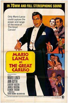 El gran Caruso (1951) Dual + Subtitulos