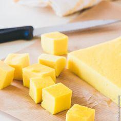 Burmese Chickpea Tofu recipe (soy free tofu) | Delicious Everyday