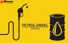 #FuelPrice: कच्चे तेल की कीमतोंं में कमजोरी, जानें पेट्रोल- डीजल के भाव पर क्या हुआ असर आगे पढ़े..... #TodayFuelPrice #FuelPriceinIndia #IndiaFuelPrice #PetrolPrice #DieselPrice #PetrolDieselPrice #BusinessNews Marketing Companies, Business News, Diesel, Diesel Fuel