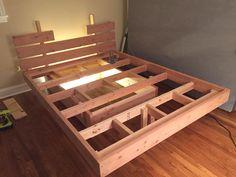 Floating Bed - Imgur