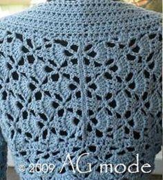 Crochet Top, Sweaters, Blouse, Women, Fashion, Candy, Ponchos, Crocheting, Tejidos