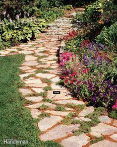 flagstone gardens