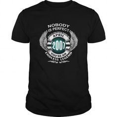 04 April 2007 Month Year Born Birthday Shirts T Shirt Hoodie Shirt VNeck Shirt Sweat Shirt Youth Tee for Girl and Men and Family #2007 #tshirts #birthday #gift #ideas #Popular #Everything #Videos #Shop #Animals #pets #Architecture #Art #Cars #motorcycles #Celebrities #DIY #crafts #Design #Education #Entertainment #Food #drink #Gardening #Geek #Hair #beauty #Health #fitness #History #Holidays #events #Home decor #Humor #Illustrations #posters #Kids #parenting #Men #Outdoors #Photography…