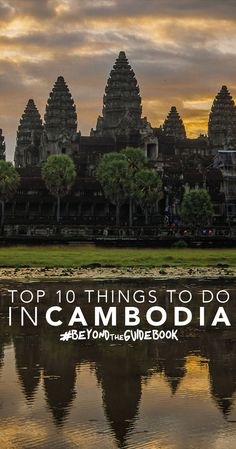 Angko Wat - Discover Cambodia with a Twist